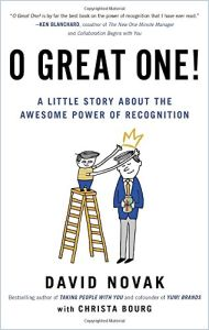 O Great One! book summary