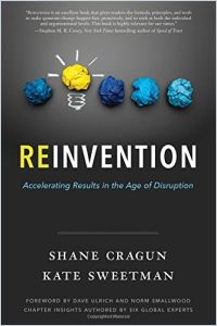 Reinvention book summary