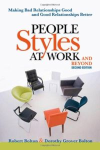 People Styles at Work ... And Beyond book summary