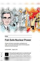 Fail-Safe Nuclear Power