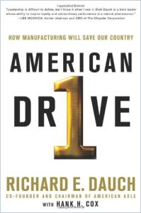 American Drive book summary