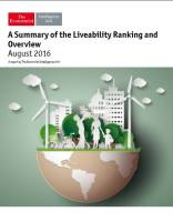 A Summary of the Liveability Ranking and Overview summary