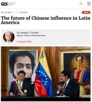 The Future of Chinese Influence in Latin America