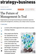 The Future of Management Is Teal