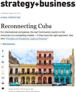 Reconnecting Cuba summary