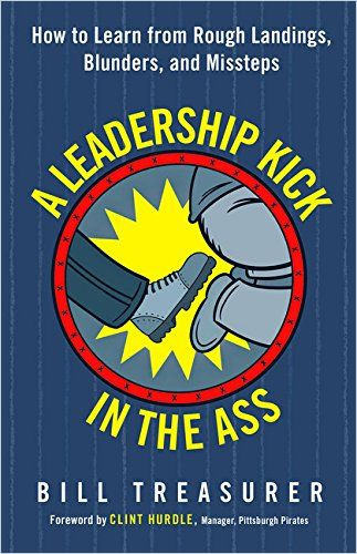 Image of: A Leadership Kick in the Ass