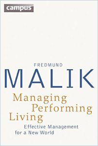 Managing Performing Living book summary