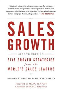 Sales Growth book summary