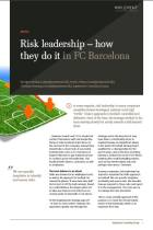 Risk Leadership