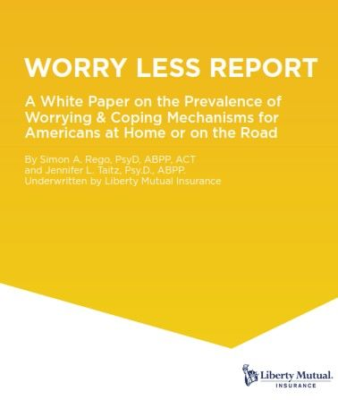 Image of: Worry Less Report