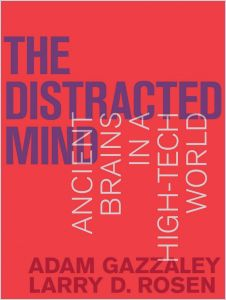 The Distracted Mind book summary
