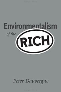 Environmentalism of the Rich book summary