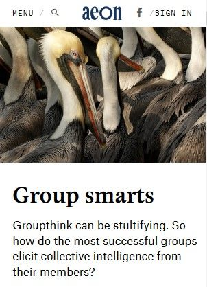Image of: Group Smarts