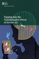Tapping into the Transformative Power of Service 4.0