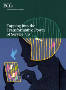 Tapping into the Transformative Power of Service 4.0 summary