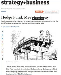Hedge Fund, Meet Highway