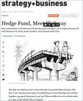 Hedge Fund, Meet Highway summary