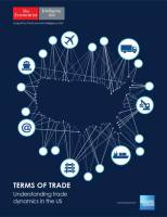 Terms of Trade summary
