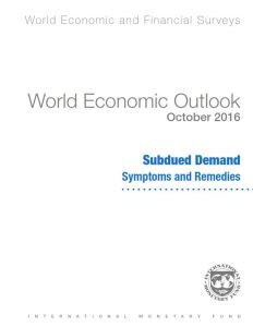 World Economic Outlook October 2016