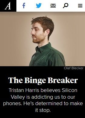 Image of: The Binge Breaker