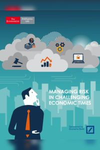 Managing Risk in Challenging Economic Times summary