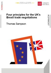 Four Principles for the UK's Brexit Trade Negotiations summary