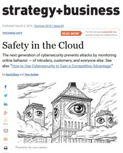 Safety in the Cloud summary
