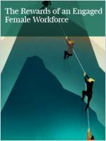 The Rewards of an Engaged Female Workforce summary