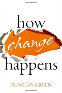 How Change Happens book summary