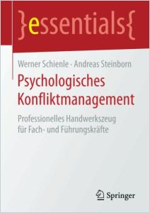 Psychologisches Konfliktmanagement