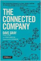 The Connected Company book summary