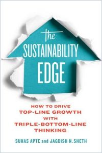 The Sustainability Edge book summary