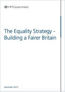 The Equality Strategy summary