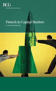Fintech in Capital Markets