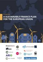 A Sustainable Finance Plan for the European Union