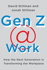 Gen Z @ Work book summary