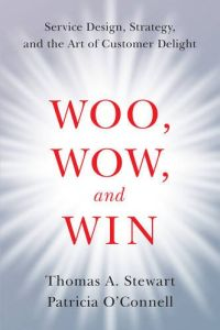 Woo, Wow, and Win book summary