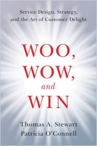 Woo, Wow, and Win