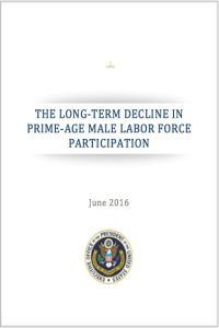 The Long-Term Decline in Prime-Age Male Labor Force Participation summary