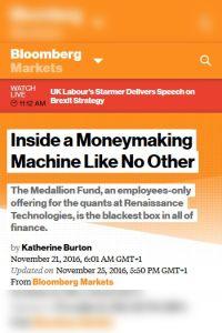 Inside a Moneymaking Machine Like No Other Free Summary by Katherine