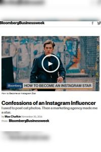 Confessions of an Instagram Influencer summary