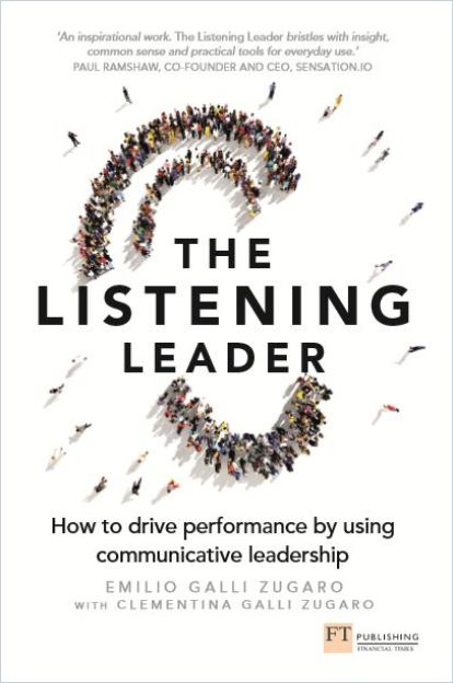 Image of: The Listening Leader