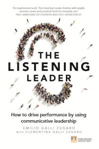 The Listening Leader book summary
