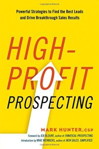 High-Profit Prospecting book summary