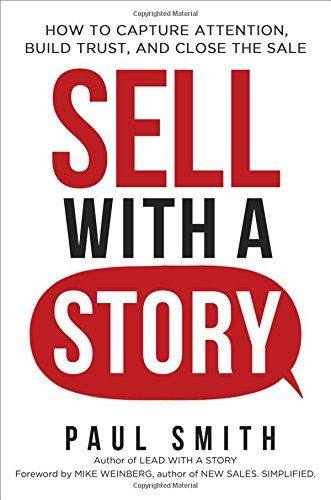 Image of: Sell with a Story
