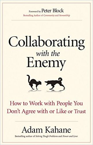 Image of: Collaborating with the Enemy