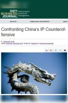 Confronting China's IP Counteroffensive