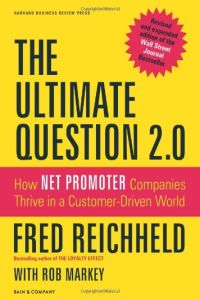 The Ultimate Question 2.0 book summary