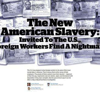 The New American Slavery