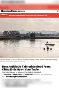 How Antibiotic-Tainted Seafood From China Ends Up on Your Table summary